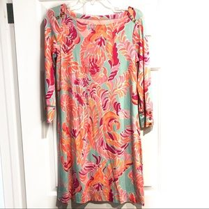 Lilly Pulitzer Sophie Dress Love Birds Stretchy